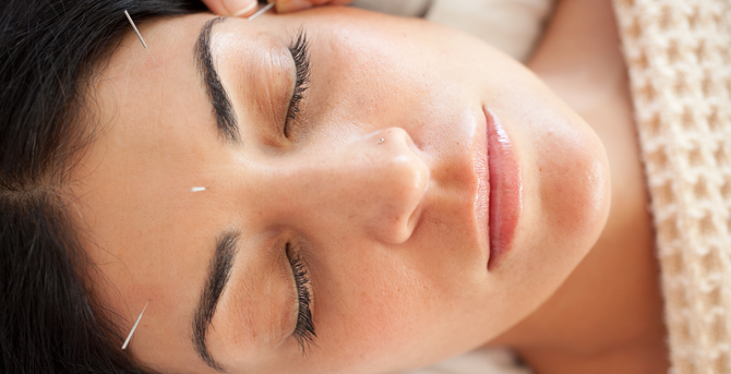 Skin Care Facial | Acne Facial | Anti-Ageing Facial | Brighton Cosmetic Acupuncture
