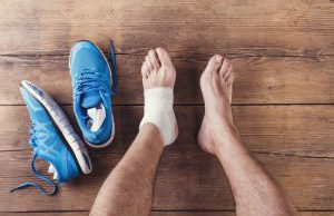 Ankle Pain | Sprained Ankle | Swollen Ankle | Acupuncture in Brighton